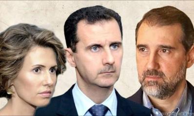 مستقبل الأسد ومال آل مخلوف