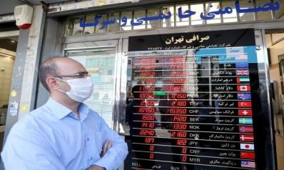 هبوط جديد للريال الإيراني قبل إجراءات حذف الأصفار