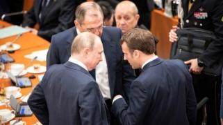 هل يغير التدخل الروسي المتزايد في ليبيا موقف باريس؟