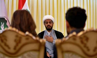 وكلاء إيران في العراق يضغطون لعرقلة مسار الانفتاح على السعودية