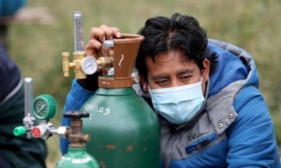 الأكسجين آخذ في النفاد.. منظمة الصحة تتوقع بلوغ إصابات كورونا 10 ملايين الأسبوع المقبل