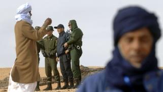 احتجاجات تينزواتين تحرك الرمال الساكنة جنوب الجزائر