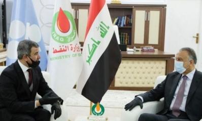 الكاظمي: نسعى لتعظيم الموارد غير النفطية وإنشاء صندوق استثماري