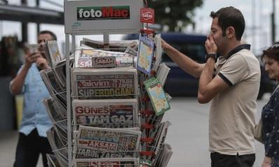 تقييد الإعلام التركي يهدد مستقبل أردوغان السياسي
