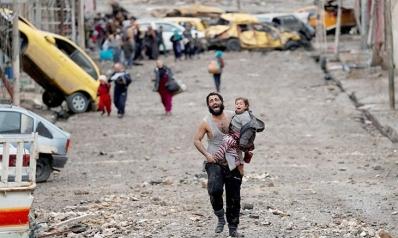 عن سقوط الموصل والحوار الأمريكي العراقي
