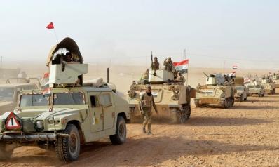 """انطلاق المرحلة الثالثة من عملية """"أبطال العراق"""" لملاحقة تنظيم الدولة"""