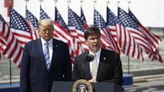 الدولة الأميركية تقف مع المتظاهرين في وجه ترامب