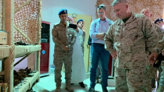 قائد القيادة الأميركية الوسطى: السعودية تريد حلا تفاوضيا لإنهاء حرب اليمن