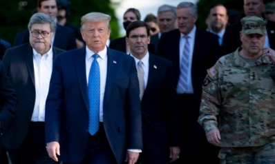 ترامب وحّد الأمريكيين ضده.. وهذا هو دائما مصير الطغاة