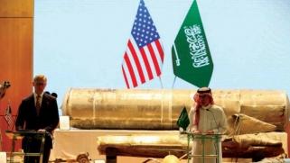 اتفاق سعودي ـ أميركي لمواصلة ردع طهران وتمديد حظر السلاح
