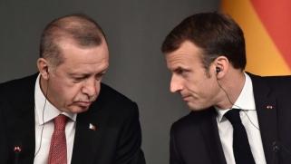 لأول مرة منذ الحرب العالمية الثانية.. فرنسا تعاني من التضييق على مخططاتها في المتوسط على يد تركيا