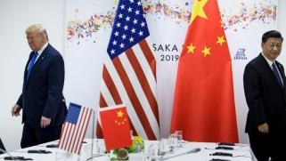 التنافر الأميركي الصيني