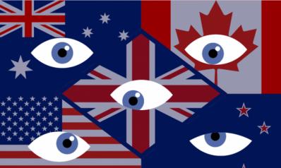 """""""العيون الخمس"""" تحالف استخباراتي تقوده بريطانيا لإنهاء الهيمنة الصينية"""