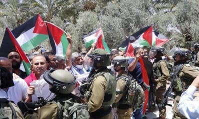 إسرائيل تتجه إلى ضم جزئي تدريجي للضفة الغربية