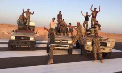 انتصارات الوفاق بدعم تركي تهدد مصالح تل أبيب