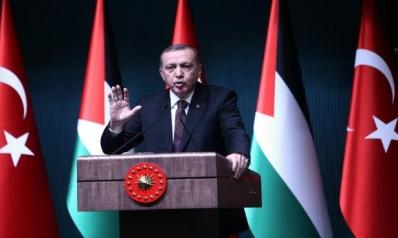 أردوغان: نتطلع لأن تكون إسطنبول مركزاً للتمويل الإسلامي