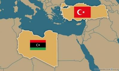 تركيا في شرق المتوسط