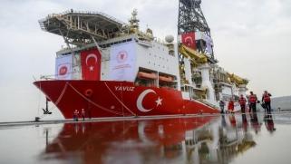 أنقرة تكشف عن خريطة حقول التنقيب الجديدة شرقي المتوسط
