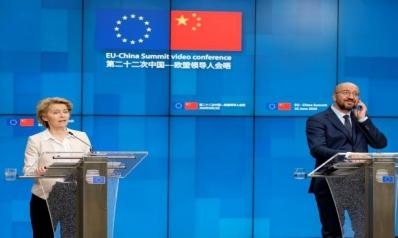 الصين وأوروبا: تيار بارد يضرب العلاقات المتوترة