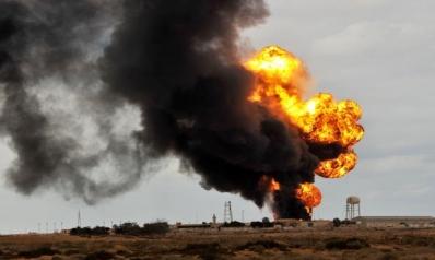 النفط يرسم معالم خريطة حرب باردة في ليبيا