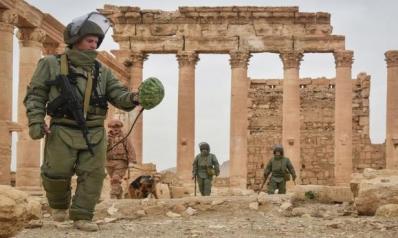 لماذا تعزز روسيا حضورها في تدمر والبادية السورية؟