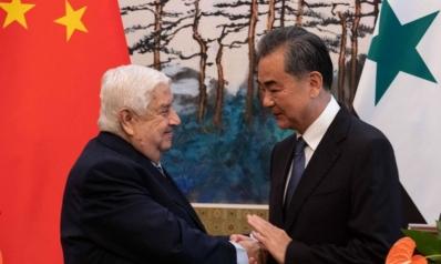 أي فرص للصين في سوريا لتعزيز نفوذها بالشرق الأوسط