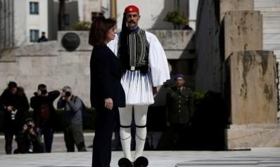 المبارزة اليونانية – التركية في شرق المتوسط