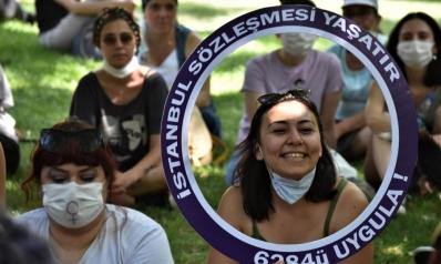 """""""اتفاقية إسطنبول"""" تشرذم الداخل التركي"""