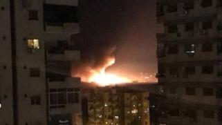 استهدف فصائل مؤيدة لإيران.. قصف إسرائيلي لمواقع جنوبي دمشق
