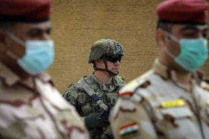 The United States confirms that it does not intend to withdraw its forces from Iraq