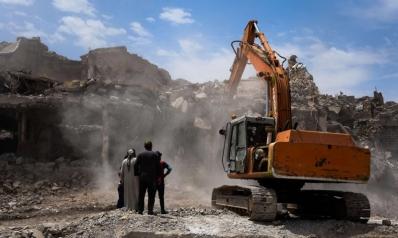لم يتغير شيء.. الموصل لم تزل أكداسا من الدمار