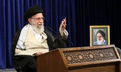 خامنئي لن يتفاوض مع واشنطن الساعية لتحجيم نفوذ إيران الإقليمي