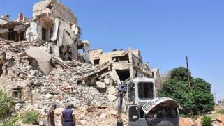 حريق دمشق.. لم يكن الأول ولن يكون الأخير