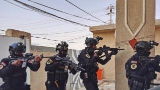 انطلاق عملية عسكرية لملاحقة فلول داعش في ديالى