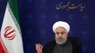 عن ضرورة استمرار الضغط على إيران