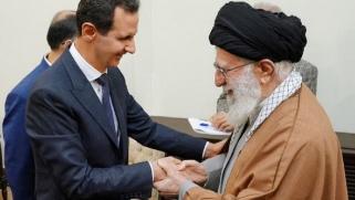 النظام السوري إلى إيران مجدّداً