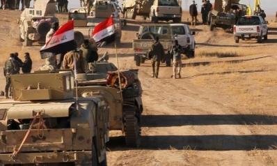 مقتل قائد عسكري وضابط في كمين لتنظيم الدولة غربي العراق