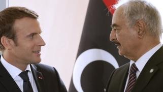 لوبوان: في ليبيا.. ماكرون مخطئ في كل شيء
