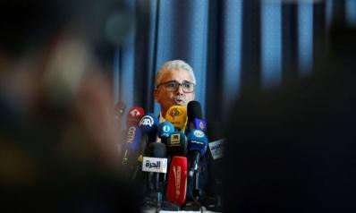 فتحي باشاغا وزير داخلية برتبة حاكم طرابلس