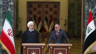 مستشارون في حكومة الكاظمي يراجعون اتفاقيات مع إيران