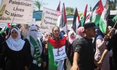في مواجهة الضم: المراهنة على الشعب الفلسطيني لا المجتمع الدولي