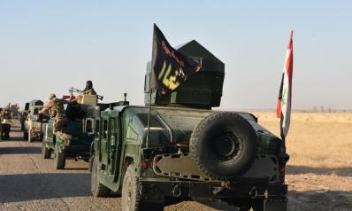 """العراق: عملية عسكرية جديدة في ديالى لتعقب جيوب """"داعش"""""""