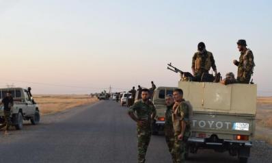 """العراق يتعاون استخبارياً مع التحالف الدولي لملاحقة قيادات """"داعش"""""""