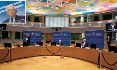 «مؤتمر بروكسل» يربط الإعمار بالحل السياسي في سوريا