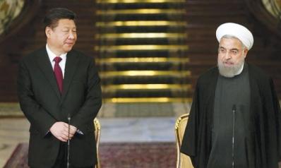 مشروع «اتفاق شراكة» يعزز النفوذ الصيني في إيران