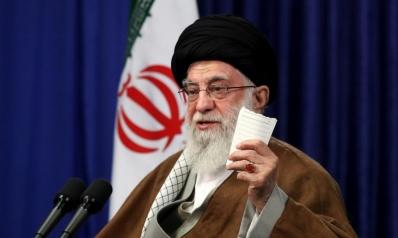 موقع طهران يضعف في دول المشرق الثلاث