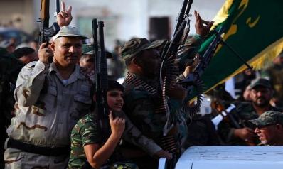 """مليشيا عراقية تهدد القوات الأميركية بـ""""عمل عسكري واسع"""""""