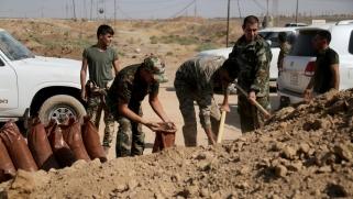 تجريف القرى العراقية المتنازع عليها: نفي أربيل وتجاهُل بغداد