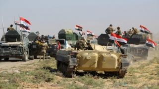 الجيش العراقي يبدأ عملية عسكرية لتأمين آبار النفط في كركوك