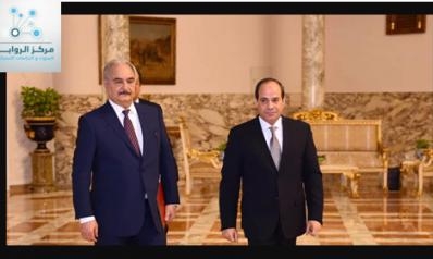 بعد دعوة التدخل في ليبيا…رسالة إلى الرئيس عبدالفتاح السيسي